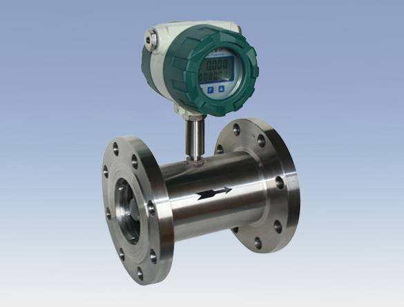 High Accuracy Intelligent Turbine Flow Meter for Oils and Liquids