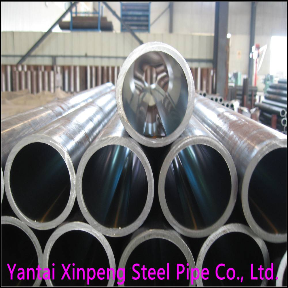 SCH40/60/80 AISI 1020 Cold Rolled Honed Seamless Pipe