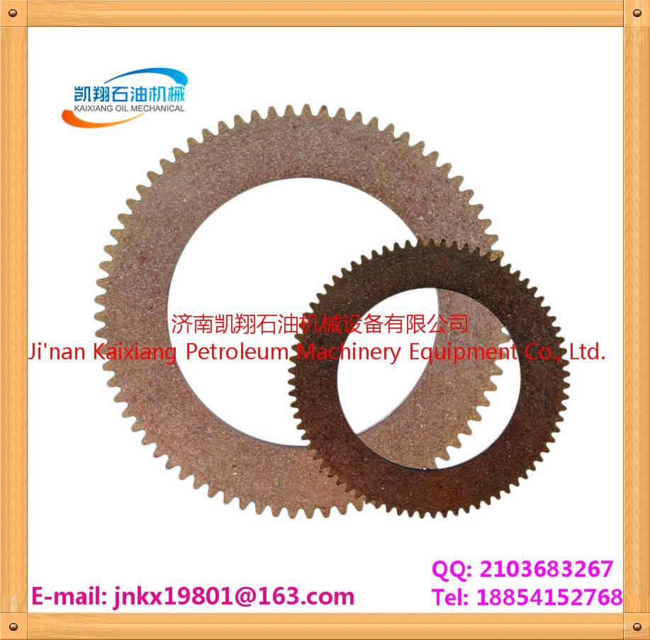 ATD118H push plate clutch-friction disc