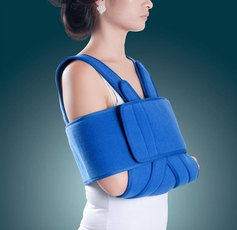 Medical Sling Outdoor Emergency Medical Forearm Sling Straps Shoulder Dislocation Fracture Fix Arm