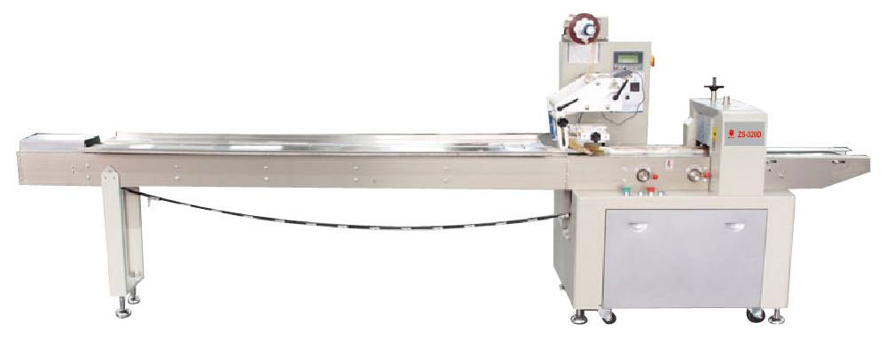 ZS-320D Horizontal Packing Machine