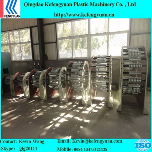 KFY large diameter winding type plastic steel PE HDPE pipe plant