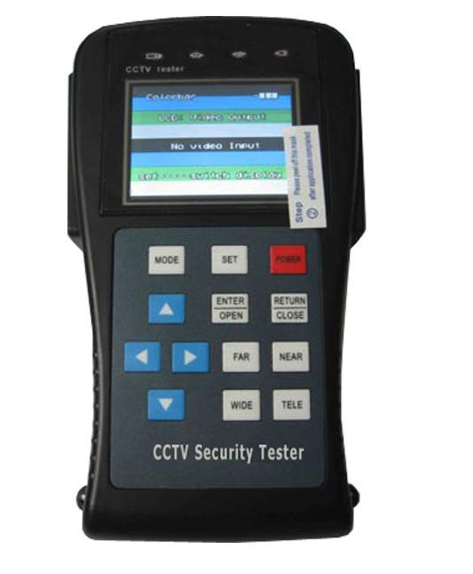 2.8 Inch PTZ Security Camera Tester