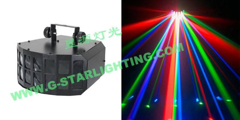 Double Laser Light