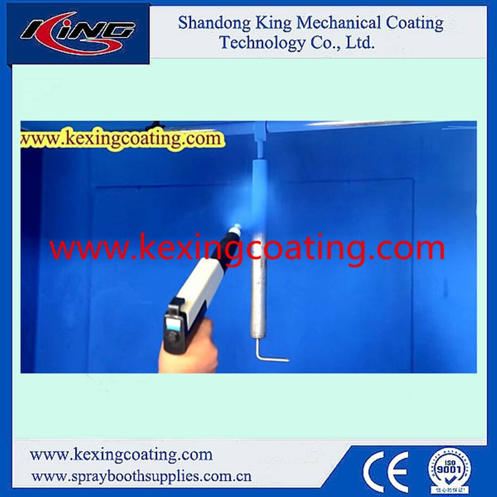 Electrostatic powder coating gun for sale