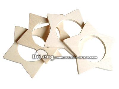 plywood decoration,christmas decoration,plywood star,plywood snow
