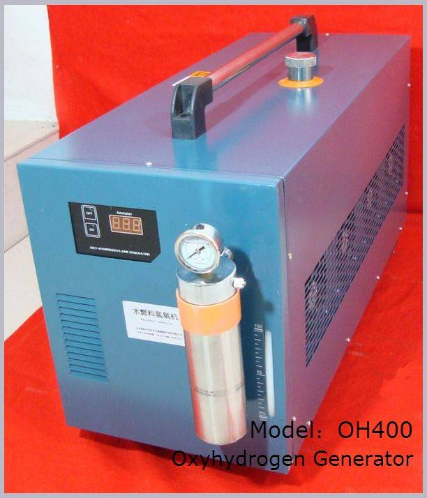 OH100-OH400 Oxyhydrogen Generator