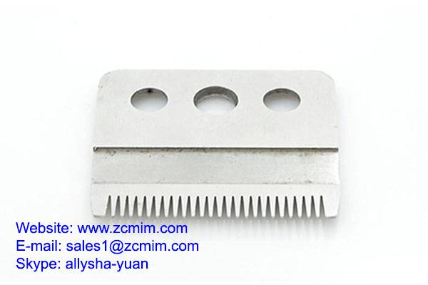 (blade)Knife part OEM-metal injection molding supplier
