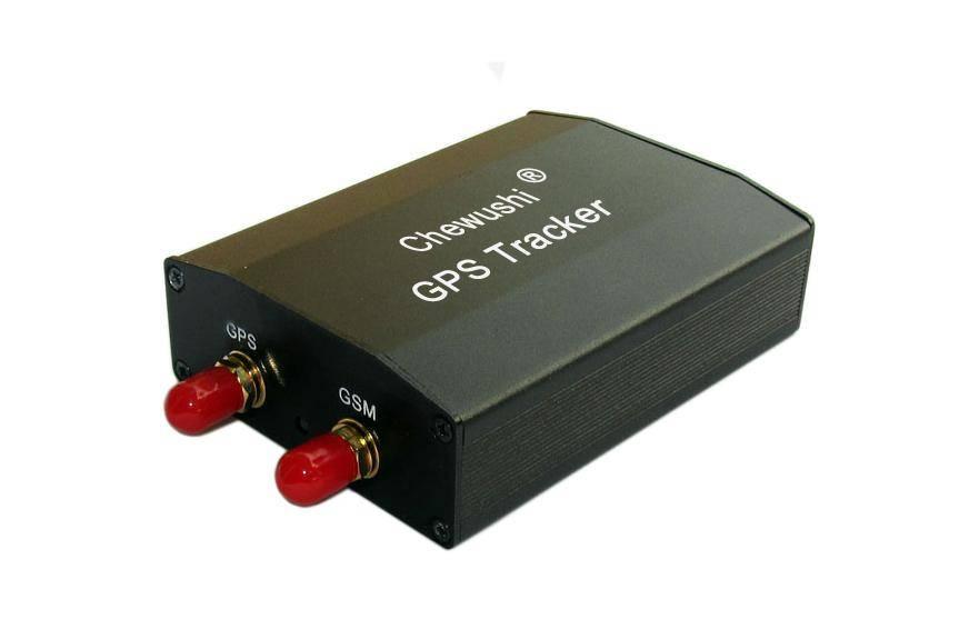 GPS tracker for truck management