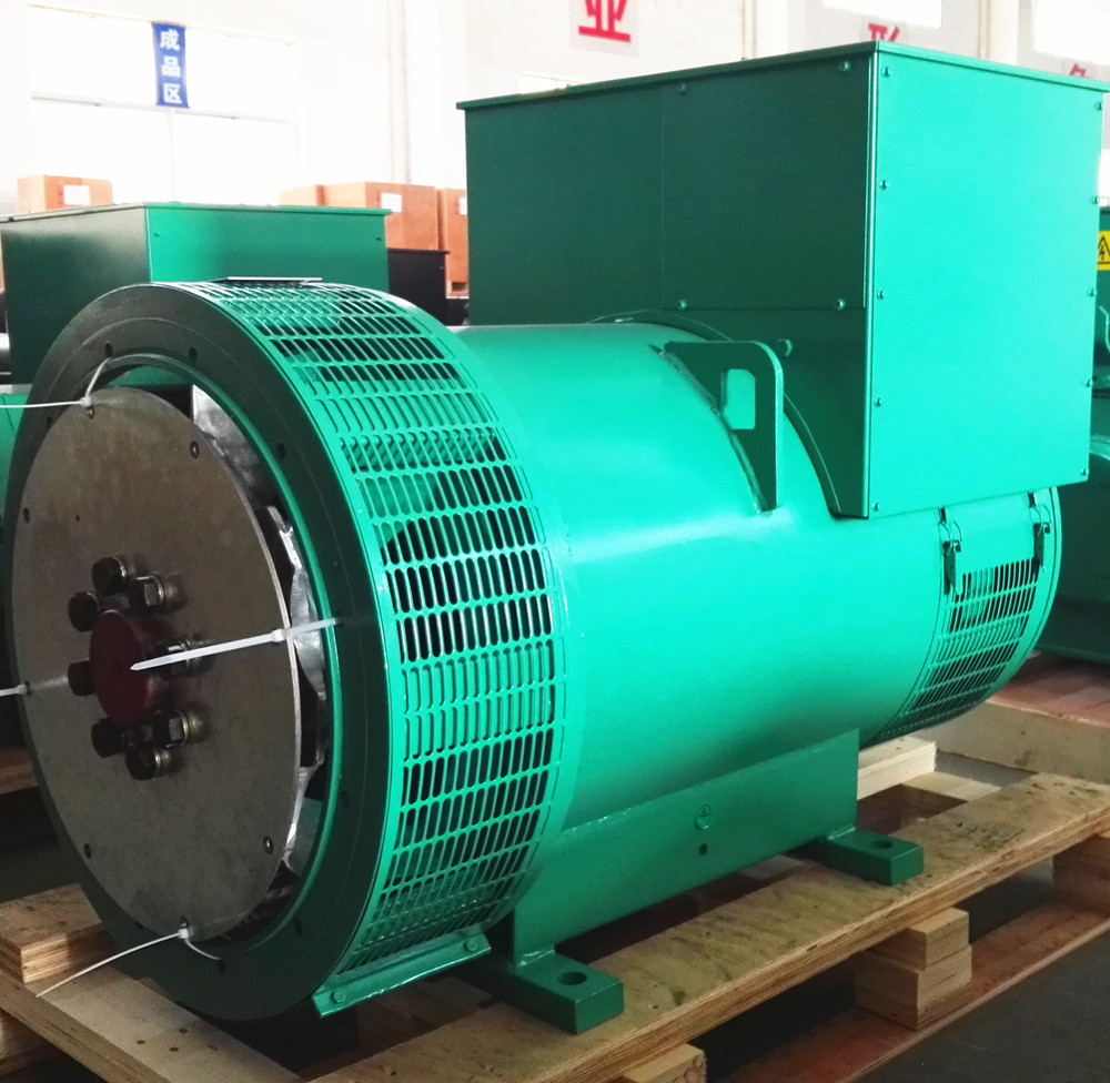 3 Phase AC brushless alternator/ generator head