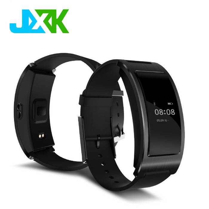 JXK New heart rate and blood pressure monitor fitness traker smartband CK11(M4)