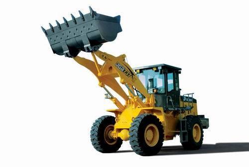 3t wheel loader JGM737-II