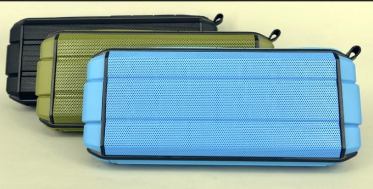 Portable Bluetooth Speaker, Clear Stereo Sound, Rich Bass, 100 FT Wireless Speaker Range, Ipx5 Bluet