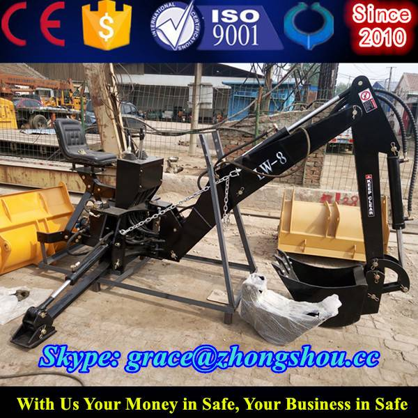 tractor backhoe price