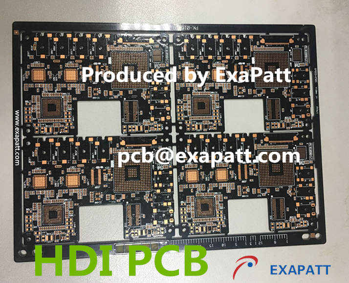 BGA HDI Printed Circuit Board