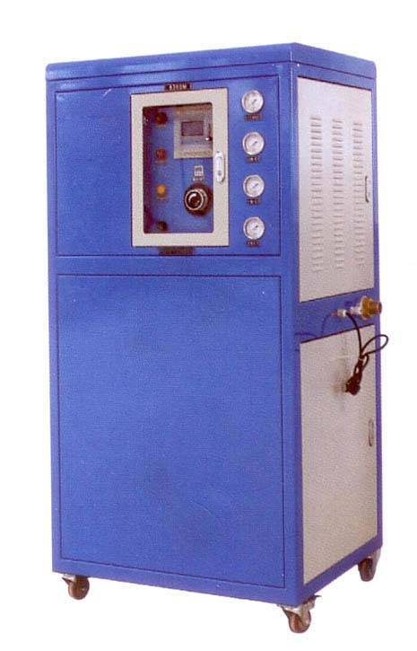 Large flowrate gas mixture ratio cabinet