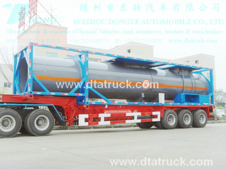 Tank Container /Portable tank