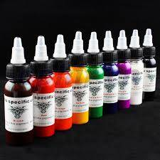 Tattoo Needles and Tattoo Ink supply
