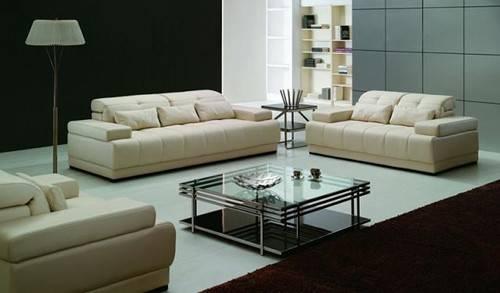 Hotel Furniture leather sofa h881