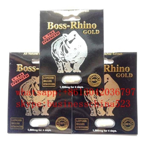 lasting sex Boss-Rhino sexual capsules for men erection