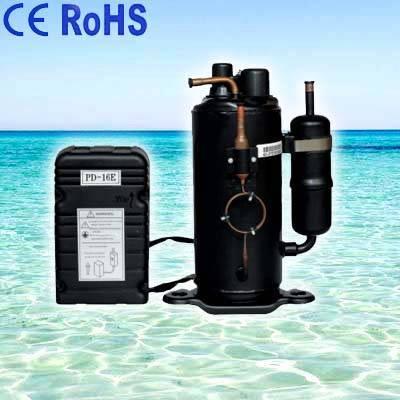 R404a Refrigeration condensing unit parts COMPRESSOR t