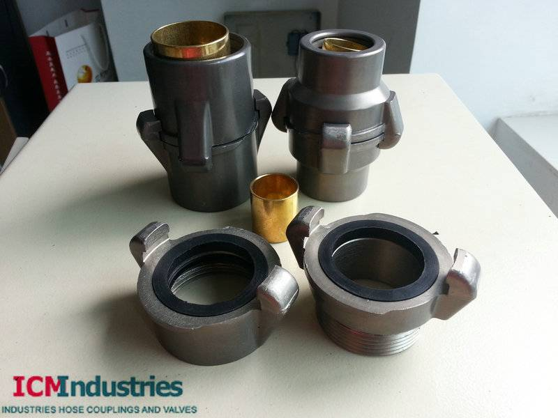 Forged Forestry coupling/Wajax coupling/CUL coupling
