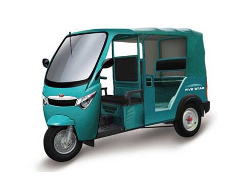 Foton Lovol The Electric Tricycle CTDS15ZWH(B)
