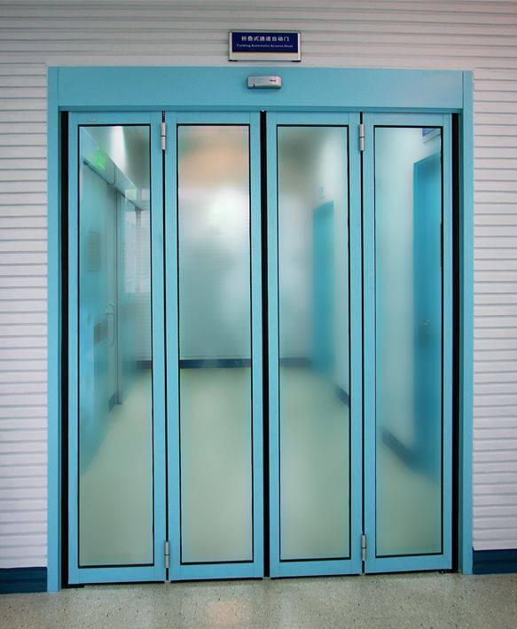 Automatic Folding Doors