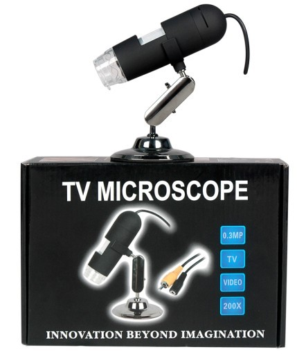 TV electronic magnifying glass, TV electronic microscope, display magnifying glass