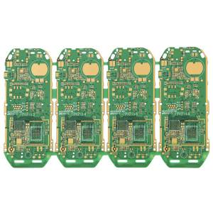 FR4 6 Layers Smart Phone Board PCB with OSP ENIG