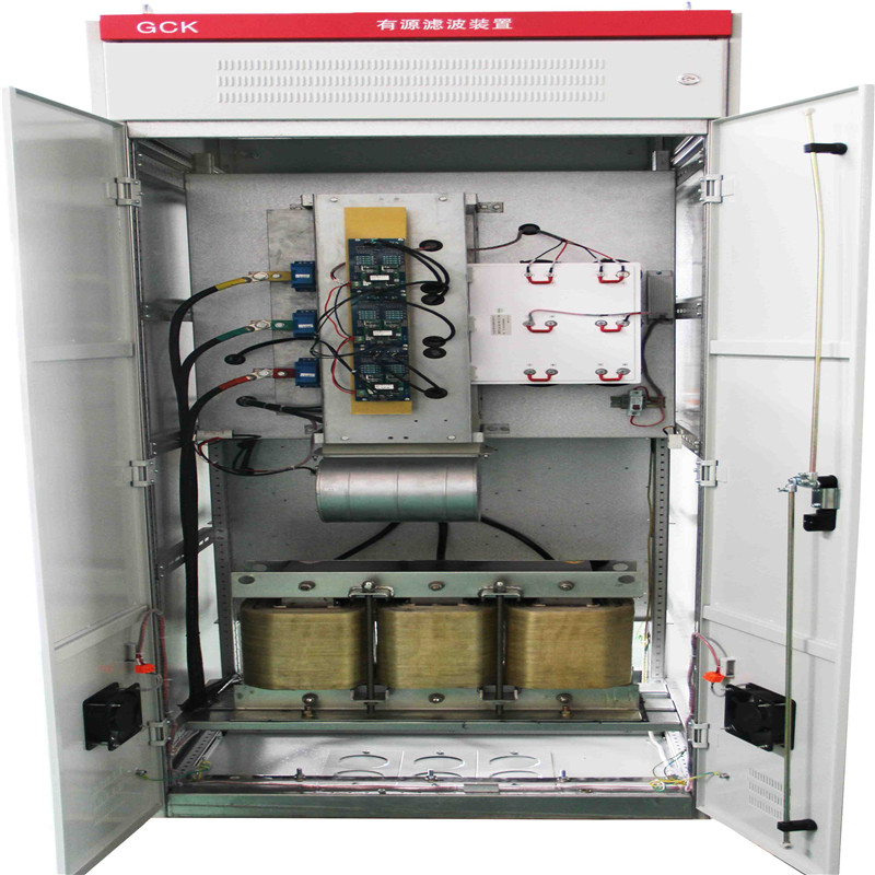 CGYTBB8 High Voltage Capacitor Compensation Cabinet