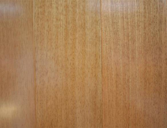 Solid wood flooring--Purple nanmu