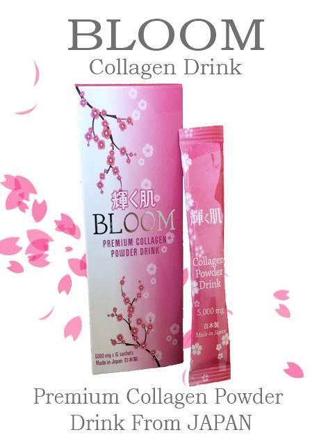 Bloom Collagen Drink From Japan