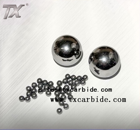 Tungsten Carbide Pellet with Various Sizes