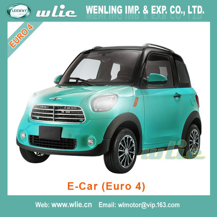 Powerful Mini Electric Car E-Car (Euro 4)