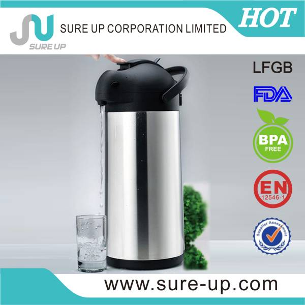 stainless steel insulated airpot