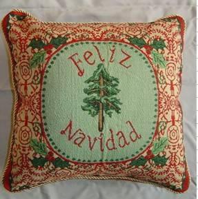 jacquard cushions, chenille cushions