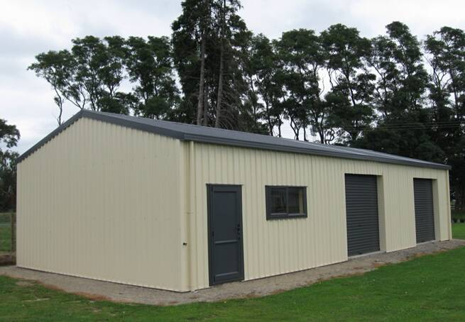 Modern Style Agricultural Farm Steel Structure Storage