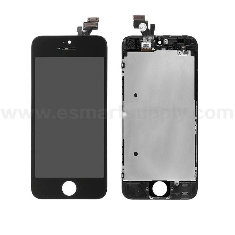 mobile phone LCD screen for iphone 5c lcd display assembly