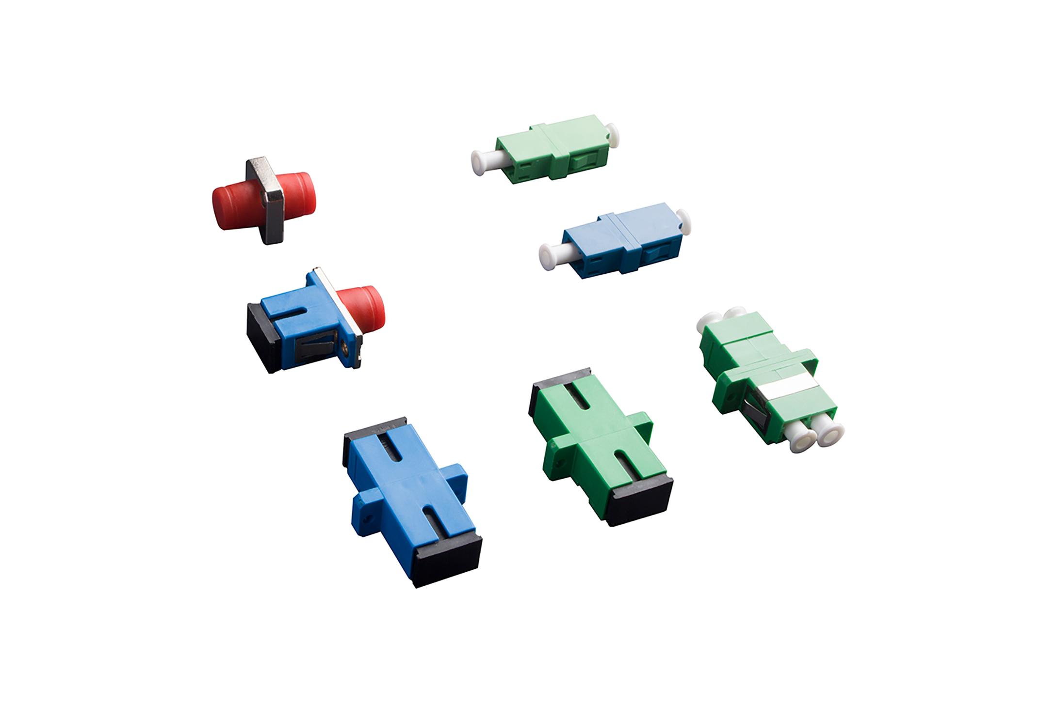 Manufacturer MIC OEM Service SC/FC/LC Fiber Optical Adapter