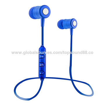 Wireless Bluetooth Stereo Headsets, Sports, 4.1 Music Stereo Sound, Noise Cancelling SW-B99-B