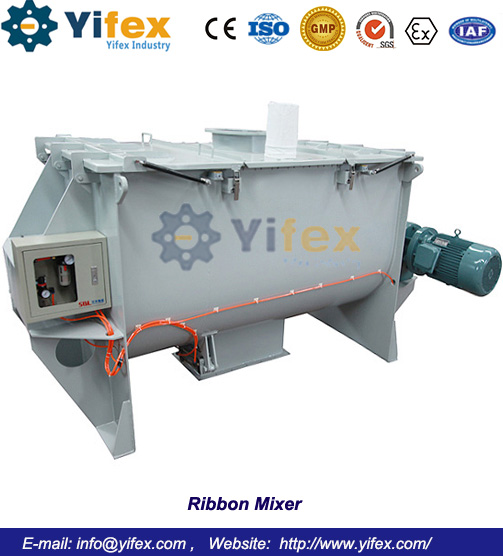 Ribbon Mixer