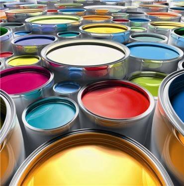 Glass paint ( two component paint )