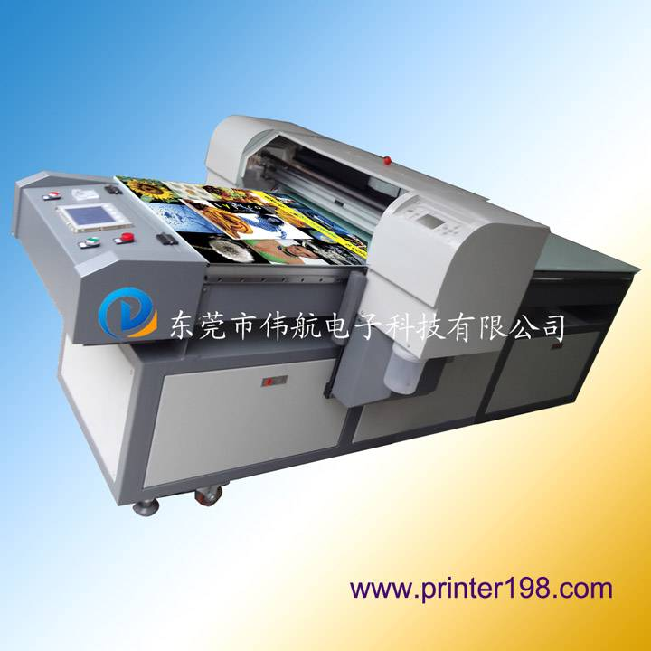 Weihang MJ6018 Digital Inkjet Printer for multifunctional Printing