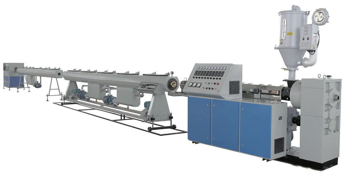 pvc/ppr pipe extruder machine