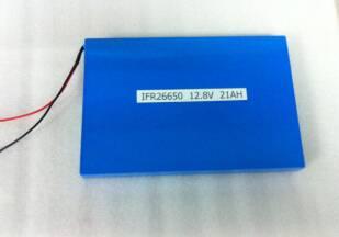 12V 21Ah lifepo4 battery