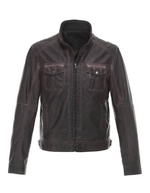 men's oem pu jackets supplier
