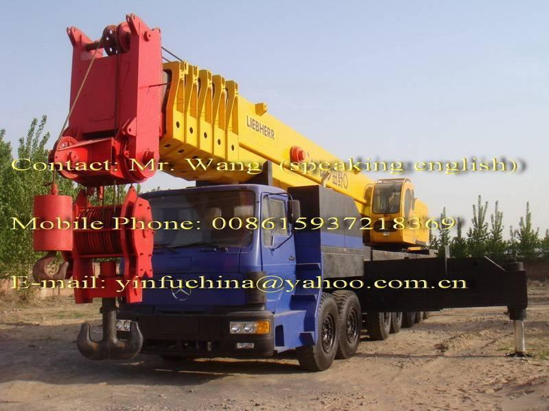 250T tadano Hydraulic All Terrain/Truck Cranes    ORIGINAL JAPAN