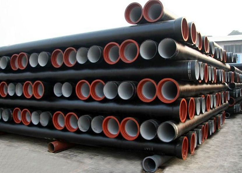 Ductile Iron Pipe Push On Ends