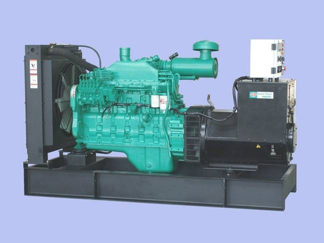 400kw/500kVA Cummins Diesel Generating Set